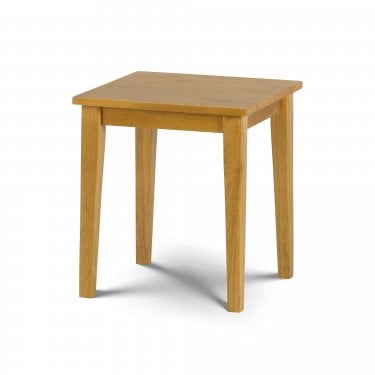 Cleo Light Oak End Table