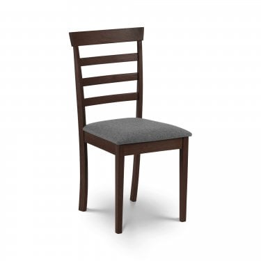 Cleo Mahogany Dining Chair