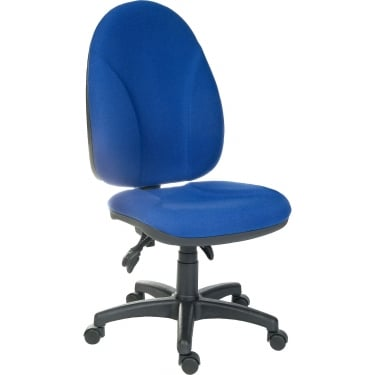 Commander Blue Operator Chair