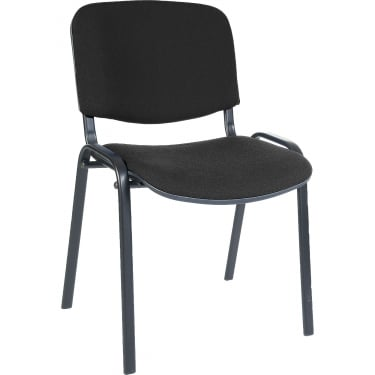 Teknik Conference Charcoal Operator Chair (1500BLK)