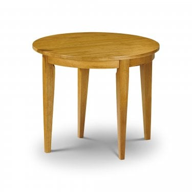 Consort Honey Pine Extending Dining Table