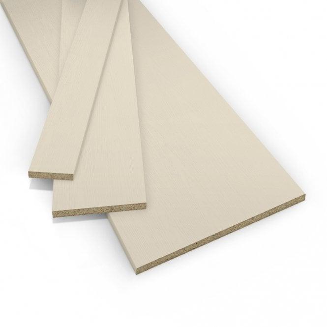 Contiplas 18mm Furniture Board, Mussel Woodgrain