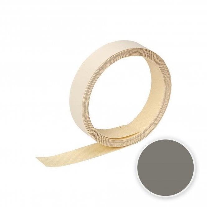 Contiplas Pre-Glued Laminated Melamine Edging Strip, Dust Grey