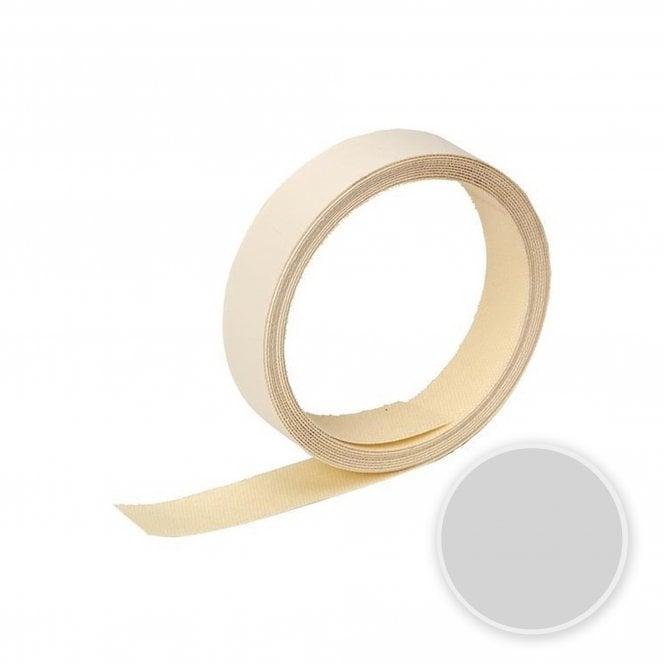 Contiplas Pre-Glued Laminated Melamine Edging Strip, Light Grey