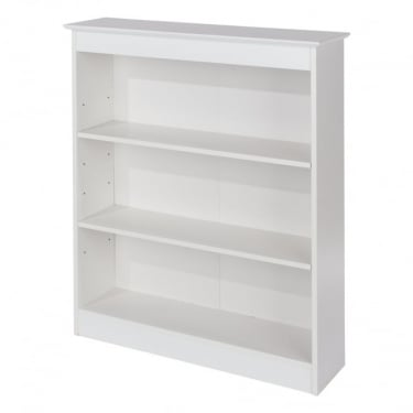 Core Products Aspen AS918 Low Wide Bookcase
