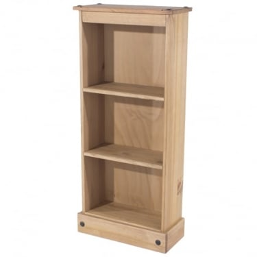 Core Products Corona Low Narrow Bookcase