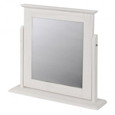 Core Products Corona White Washed Mirror