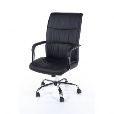 Core Products Duke Black Office Chair