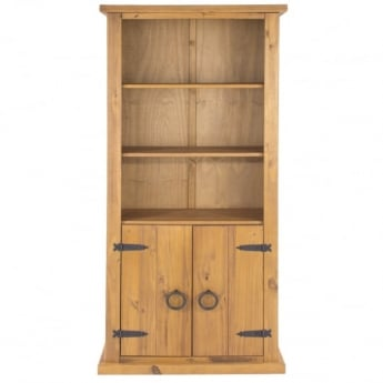 Core Products Farmhouse 2 Door Bookcase