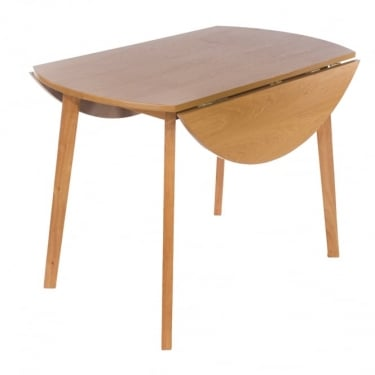 Core Products Hamilton Round Drop Leaf Dining Table