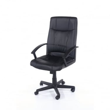 Core Products Viscount Black Office Chair