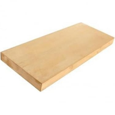 Corona Antique Wax Pine 600x240mm Floating Shelf Kit