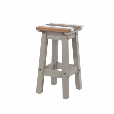Corona Vintage Antique Pine Stool