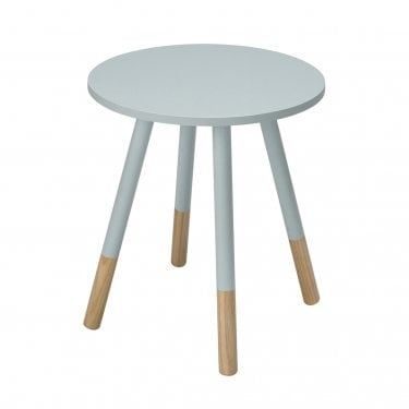 Costa Side Table, Baby Blue