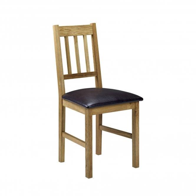 Coxmoor Dining Chair Set Of 2, Oak