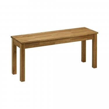 Coxmoor Oiled Oak Dining Bench