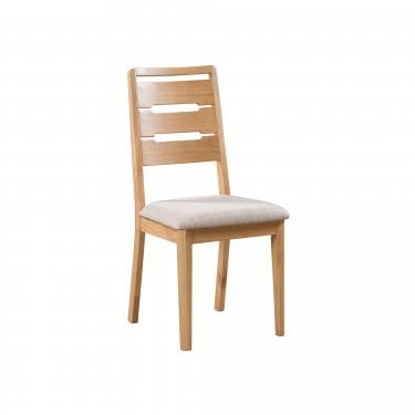 Curve Oak Dining Chair