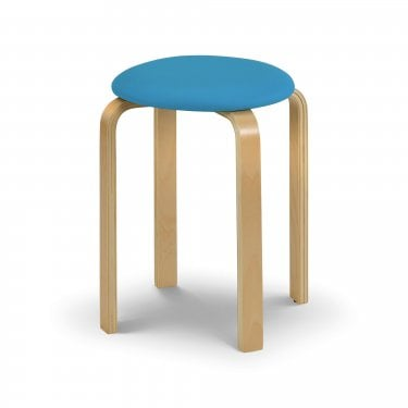 Dandy Blue Stool
