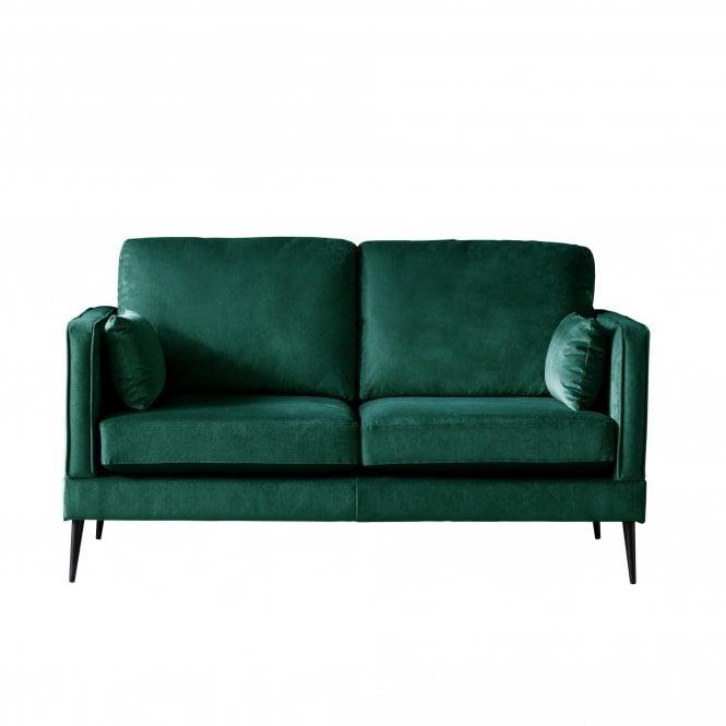 Darwin 2 Seater Sofa, Malta Jasper Velvet