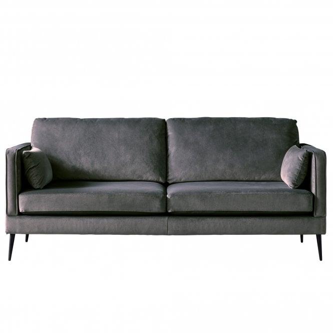 Darwin 3 Seater Sofa, Malta Cosmic Velvet