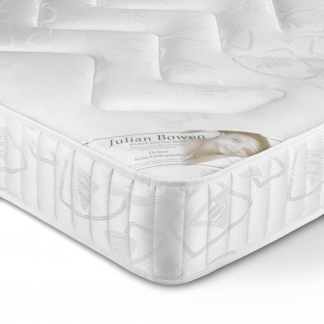 Deluxe Small Double (4'0'') Mattress, White