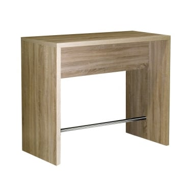 Designa Sonama Oak Bar Table