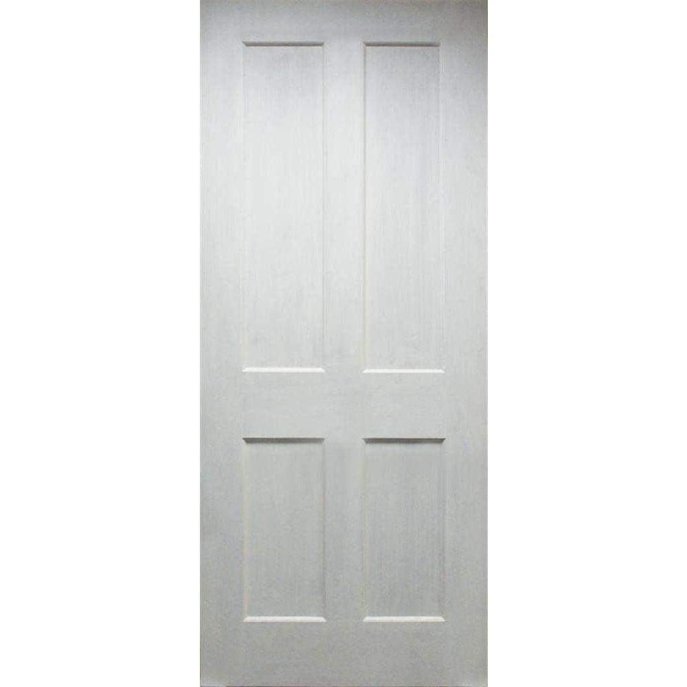 Doorsmart Internal Primed White 4 Panel Shaker Evolution