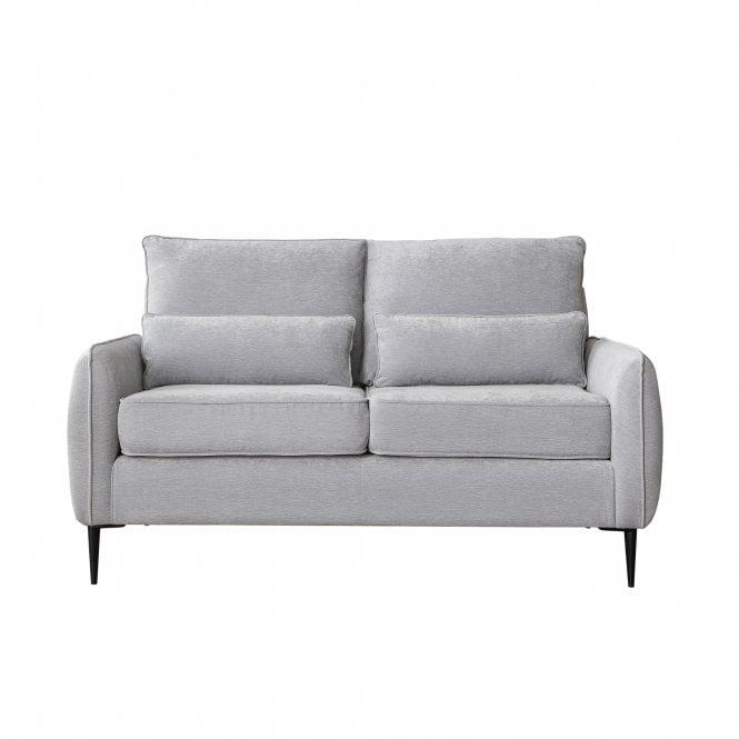 Dura 2 Seater Sofa, Manhattan Ice Velvet