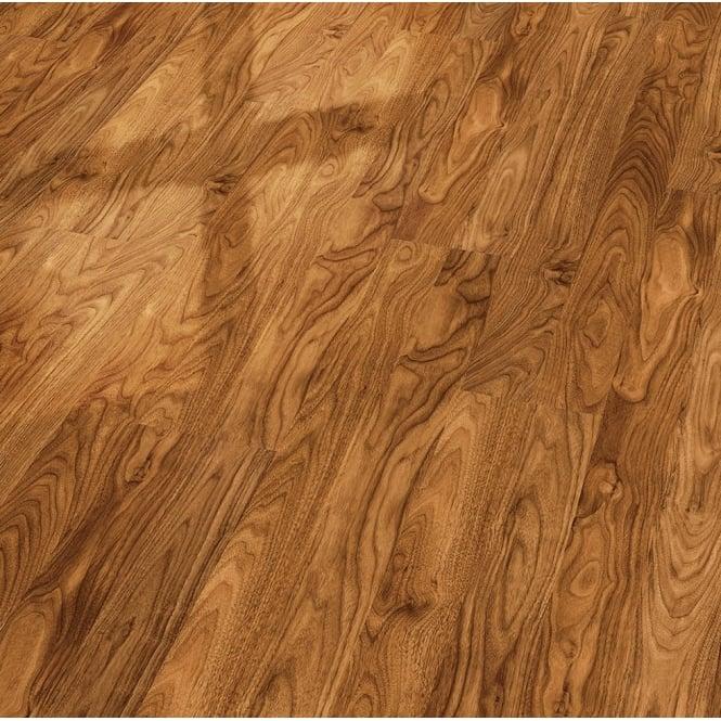 Elesgo supergloss flat edge 7mm black walnut ac3 laminate for Walnut laminate flooring