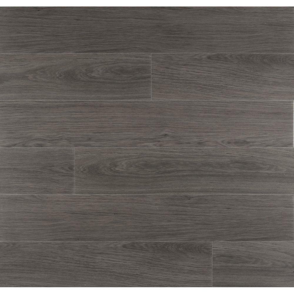 Dark Grey Oak 7mm Classic Laminate Flooring