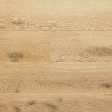 Elka Flooring 14/3x190mm Champagne UV Brushed & Oiled Oak Engineered Wood Flooring