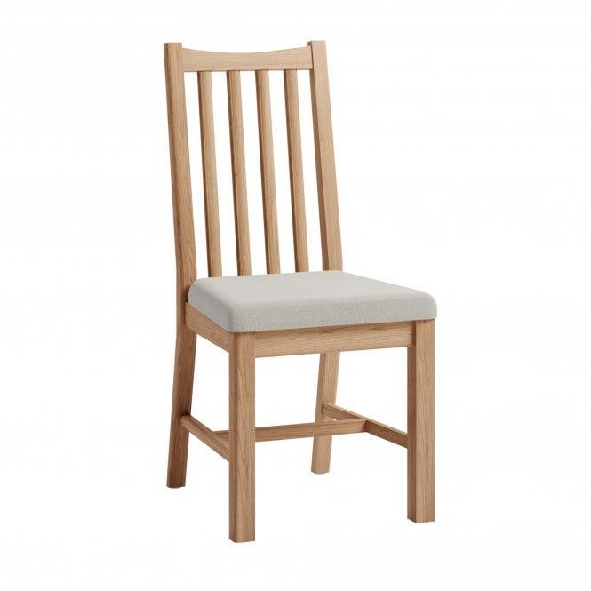 Ellie Dining Chair, Light Oak