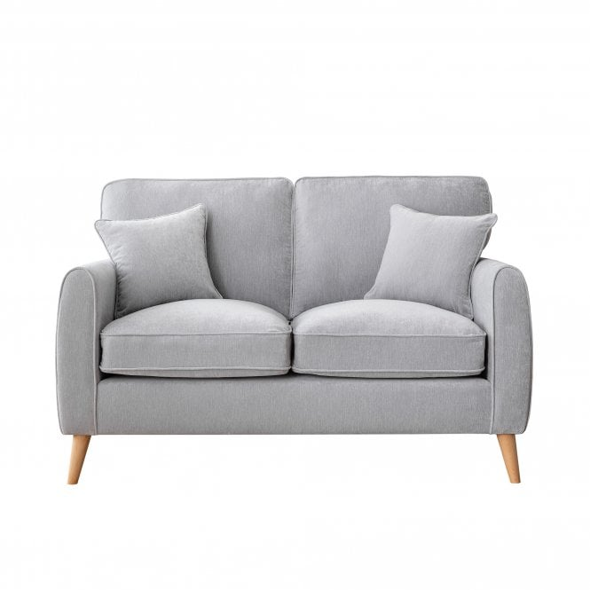 Enfield 2 Seater Sofa, Manhattan Ice Velvet