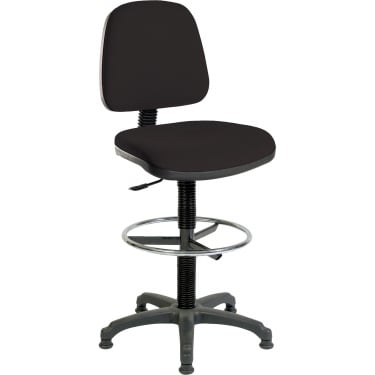 Ergo Blaster Black Standard Draughter Chair