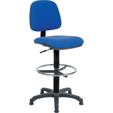 Ergo Blaster Blue Standard Draughter Chair