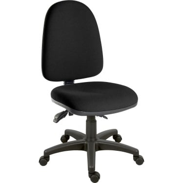 Teknik Ergo Trio Black Operator Chair (2901BLK)