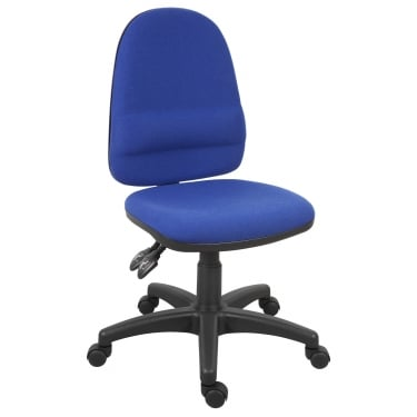 Teknik Ergo Twin Blue Operator Chair (2900BL)