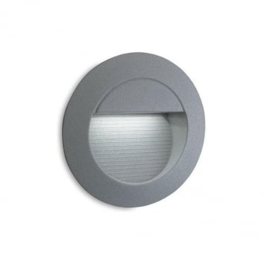 Firstlight Aluminium 14Lt Indoor Walkover Floor Light (6080WH)
