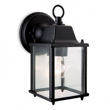 Firstlight Coach Black 1Lt Lantern (8666BK)