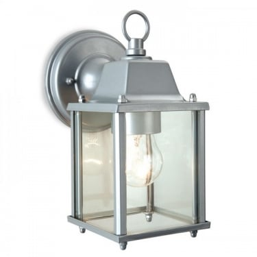 Firstlight Coach Silver 1Lt Lantern (8666SI)