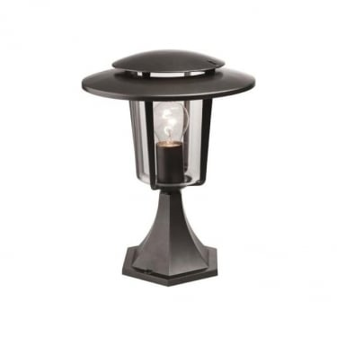 Firstlight Laguna 1Lt Pillar Lantern (7410GM)