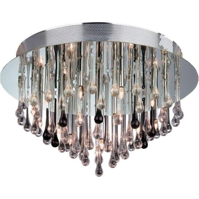 Firstlight perla chrome 20lt indoor flush ceiling light 3321chbk firstlight perla chrome 20lt indoor flush ceiling light 3321chbk aloadofball Choice Image
