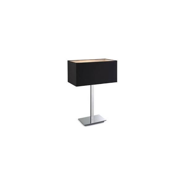 firstlight prince stainless steel table lamp leader stores. Black Bedroom Furniture Sets. Home Design Ideas