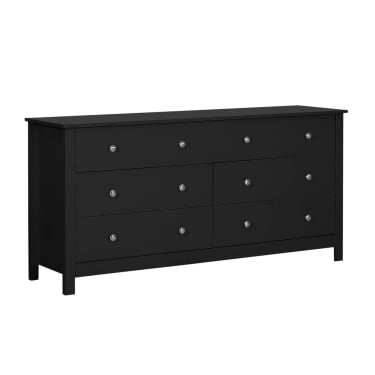 Florence Black Chest
