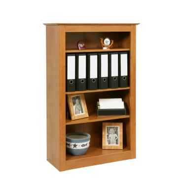 French Gardens Pine Bookcase