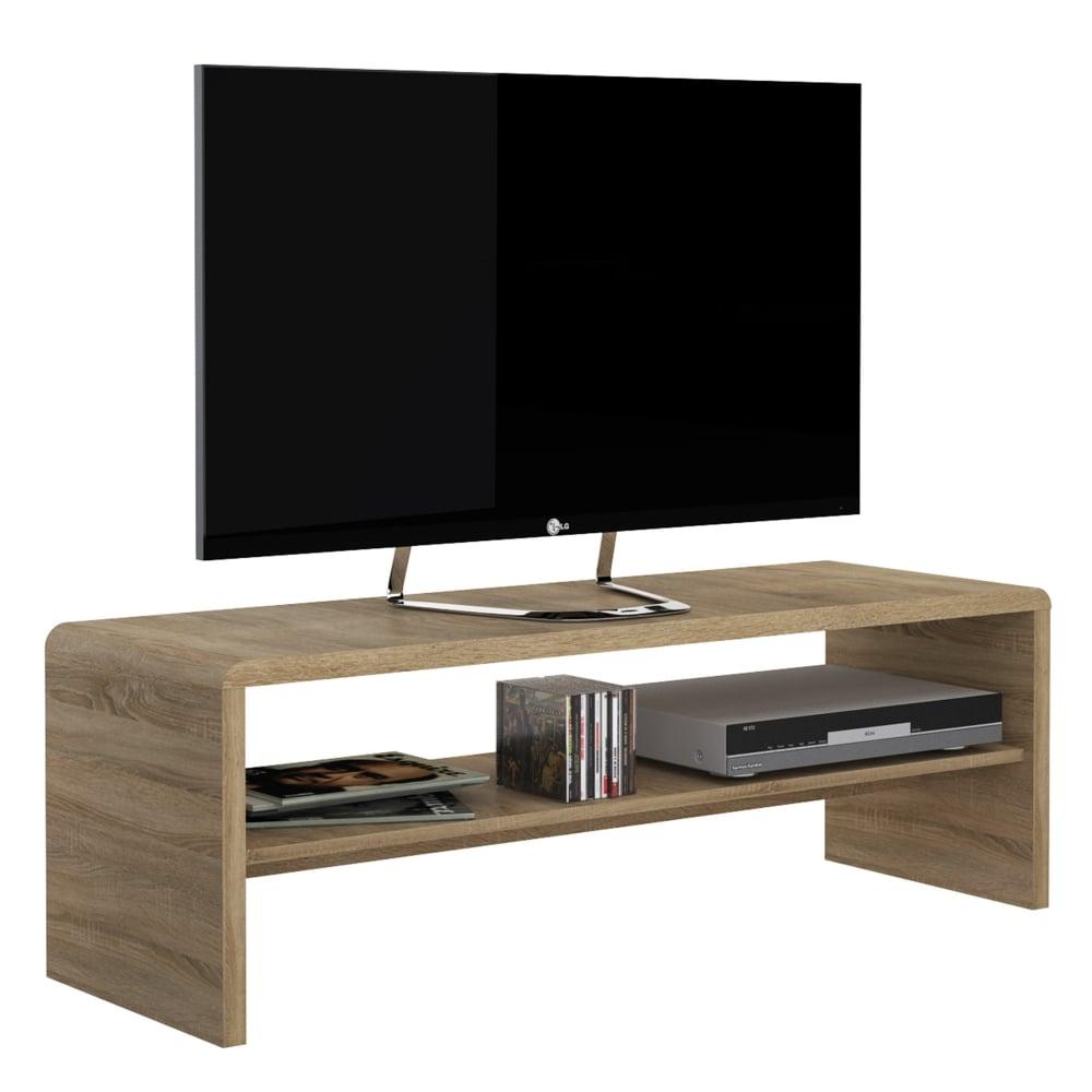 4You Sonoma Oak Wide TV Unit