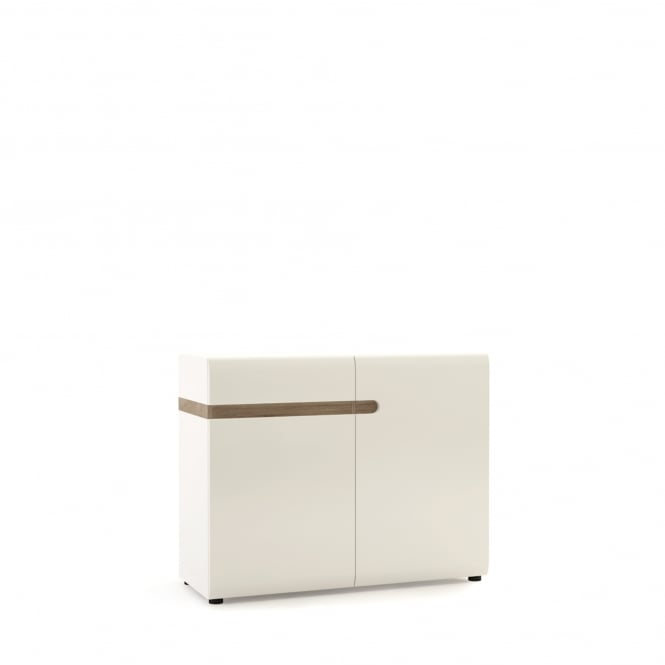 Furniture to go chelsea white oak trim sideboard for Furniture 2 go
