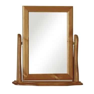 Furniture To Go Copenhagen Pine Mirror (1014111)
