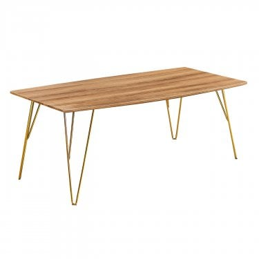 Fusion Coffee Table, Beech Effect