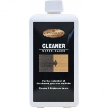 Golden Teak Cleaner